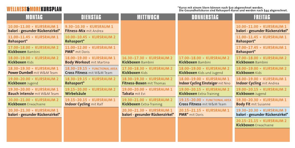 Bild kursplan Homepage voers